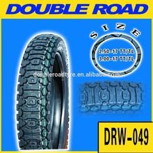 Motorcycle Tire Dunlop Pattern 3.00-17
