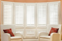 Plantation Shutters Louvers window Type in China