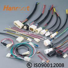 Hanroot auto cd usb wire harness suitable for toyota/mazda/subaru
