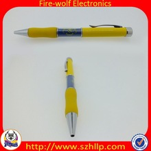 Hot Selling promotional multi color plastic factory ballpen