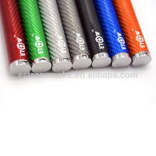 2014 più recenti di carbonio firber sigaretta elettronica con i vari colori disponibili sigaretta elettronica ovale prezzo