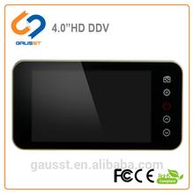 Photo Recording 4.0 inch LCD Digital Door Viewer