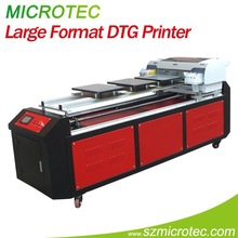 Microtec digital flatbed large format MT-FPM2-TS textile printing machine