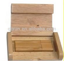 high quality gift sets wooden usb flash memory stick, 512mb usb flash drive