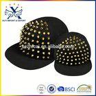 promotional cheap custom fashion hat decoration ideas