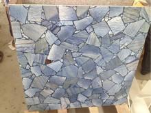 Natural Blue aventurine granite surface plate