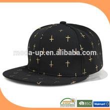 Embroidery snapback cap/ snapback cap producer/ embroidered snapback cap