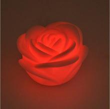 2014 Super hot surprise romantic gift Rose lanterns Colorful roses night light sweet wedding gift birthday lover's present