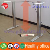 Led furniture 3 stage height adjustable desk legs & Roskilde intelligent height adjustable desk & Murcia height adjustable desk