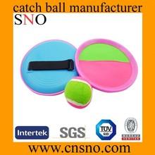 de plástico de velcro bola capturas del juego
