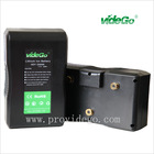 videGo 230Wh camera & pro video use gold mount Replacement Camera Battery
