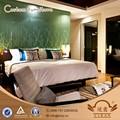 الصين مورد فندق نجمة يمول مجموعات غرفة نوم كلاسيكية تقليدية