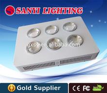 China made hot sale new design 300w led fish tank aquarium light with 30000LM