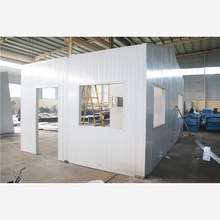 manufacture chinese low cost combined prefabricated contianer house