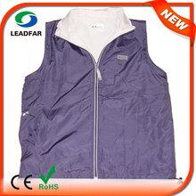 Custom Electric Heating warm Jackets/cheap winter electric warmer jackets