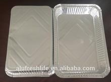 aluminum material culinary utensils 100% aluminum foil food storage containers
