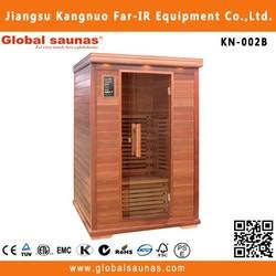 Far infrared wooden adult sauna massage rooms