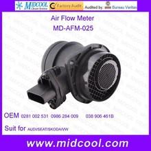 HIGH QUALITY Air Flow Meter FOR AUDI S3 TT LEON OEM 0281 002 531 0986 284 009 038 906 461B