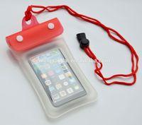 smartphone waterproof case dry bag in swimming surfing diving