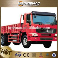 Sinotruk HOWO 4X2 Cargo Van manual tansmission