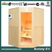 2014 new steam sauna room (KL-3LCT)