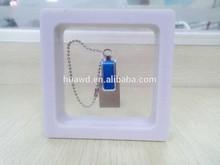 High Quality Fashion metal mini swivel USB Flash Drive/otg usb/usb cover
