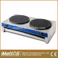 imettos açoinoxidável elétrica industrial pancake maker