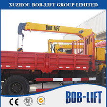 China Truck Mounted 3 Ton New Crane Large Telescopes for Sale with CE SQ3.2SA2