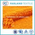 Traje de negocios para las señoras de tela del forro tejido sherpa 100% polyesterfabric