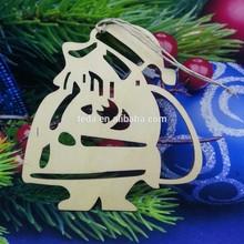 2015Teda Mini Christmas Santa Claus Xmas Tree Ornament Hanging Decoration Party Gift