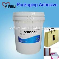 Excellent Carton Adhesive Paper Packaging Adhesive VSB5801