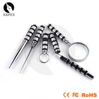 Shibell low price pen gun gel pen sets half size pencils