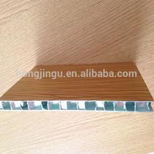 Nano PVDF aluminum honeycomb panel/aluminum honeycomb core in 2014 china hot sales