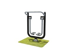 Metal hand and muscle moulding Fitness Equipment ,DOUBLE SIT&PEDAL FS-26701