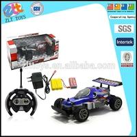 2014 new kids toy mini rc go kart,1:18 4 way remote control hight speed car