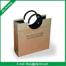 unique design high quality luxury shopping bag made in china