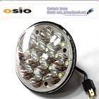 5' Round Headlight 8V-36V 36W(12LEDs) High Power Auto Lamp LED LIGHT LED BEAM