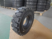 Forklift Industrial Tyre Sizes 6.00-9, Well-reputed Solid Tyre