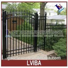 hot sale metal modern gates design and fences