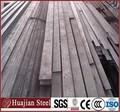 Laminado en caliente de acero plano ss400 de carbono leve de acero del resorte de la barra plana/precio de hierro
