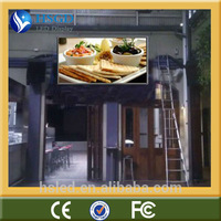CE certificate 2014 new led display p5p6 led indoor display fu