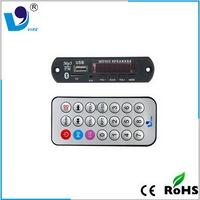 vire DC 12V usb fm radio kit mp3 player module