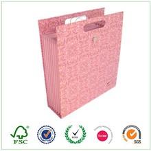 Fashion creative design handmade paper file folders