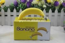 new design nail decorator mini 6w banana nail polish and dryer uv gel machine nail beauty machine