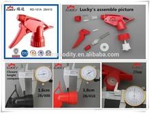 Trigger,Pump Sprayer Type and PP Plastic Type high pressure water spray