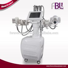 Most effective RF+ 40KHZ cavitation +vacuum +IR+BIO slimming machine Velashape-I