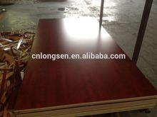 poplar core / e2 glue / melamine mdf plywood