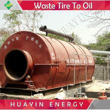 2014 Hot Sale! Used Tire Recycling Equipment From Xinxiang HuaYin Renewable Energy Equipment Co.,Ltd