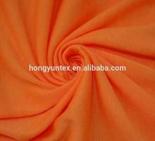 100% cotton single jersey knitted fabric T-shirt