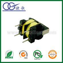 High permeability core UU9.8,UU10.5,UU16 high frequency transformer,step down transformer 220v to 110v